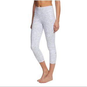 *new tag* Alo Yoga white zebra leggings!